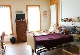 Visitez une chambre de l'EPSMS du Pays de Challans